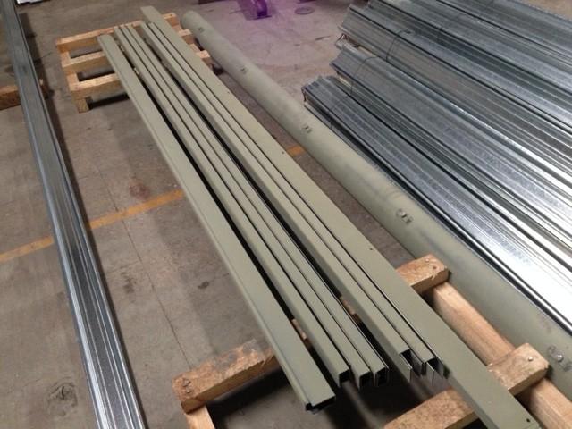 Riel para cortinas metalicas cortinas metalicas hongshen - Accesorios para cortinas ...